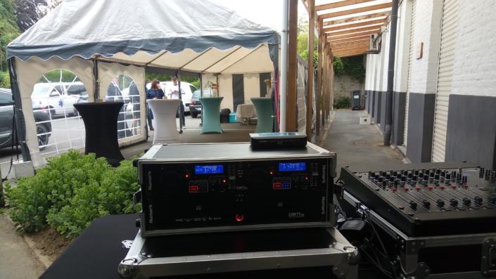 prestation technique location matériel