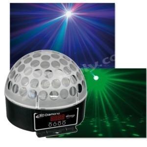 demi boule disco