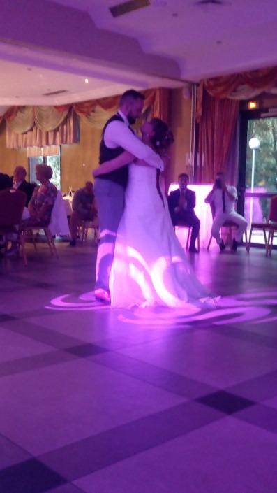 Mariage et ouverture de bal